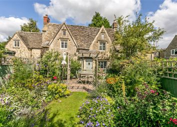 Thumbnail 2 bed terraced house for sale in The Butts, Poulton, Cirencester