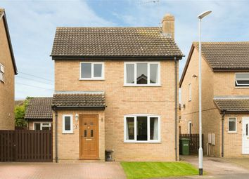 Thumbnail 3 bed detached house for sale in Farfield Close, Sawtry, Huntingdon