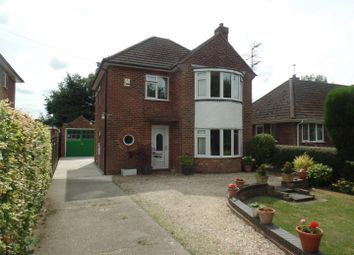 Thumbnail 3 bed detached house for sale in Lincoln Road, Branston, Lincoln