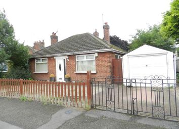 Thumbnail 1 bedroom bungalow for sale in Ravenscroft Drive, Chaddesden, Derby