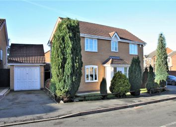 Thumbnail 3 bedroom detached house for sale in Paget Road, Ibstock