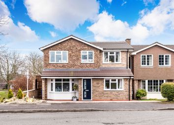 Thumbnail 5 bed detached house for sale in Yew Tree Avenue, Lichfield