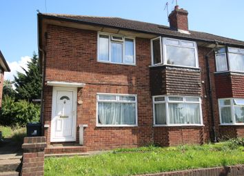 Thumbnail 2 bed maisonette for sale in Belvue Close, Northolt