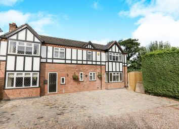 Thumbnail 5 bedroom detached house for sale in Church Lane, Coven, Wolverhampton