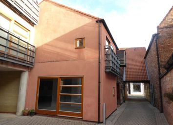 Thumbnail 2 bed flat to rent in Walmgate, York, North Yorkshire