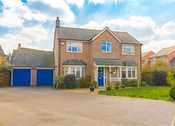 Thumbnail 4 bedroom detached house for sale in Priest Osiers, Broxbourne, Hertfordshire