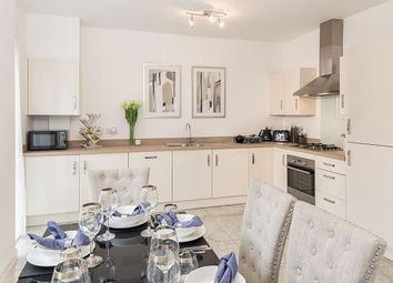 "Thumbnail 3 bedroom terraced house for sale in ""Campbell"" at Coxwell Boulevard, Edgware"
