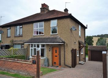 Thumbnail 3 bed semi-detached house for sale in Queen Street, Piddington, High Wycombe