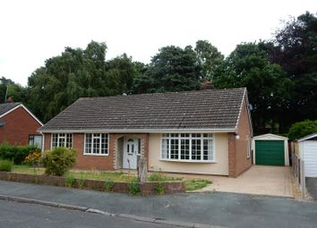 Thumbnail 2 bed bungalow to rent in Towers Drive, Higher Heath, Whitchurch