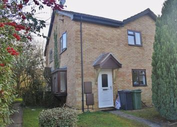 Thumbnail 1 bed terraced house to rent in Petersfield Close, Chineham, Basingstoke