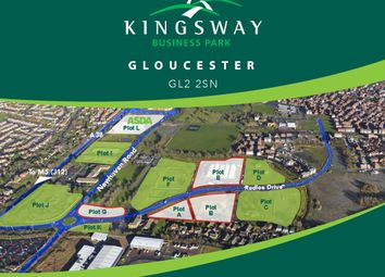 Thumbnail Business park for sale in Kingsway Business Park, Gloucester