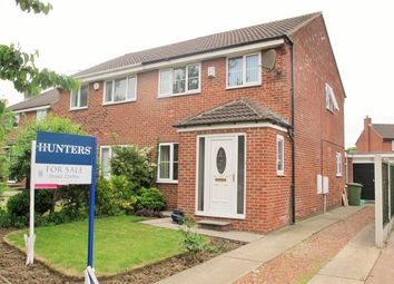 Thumbnail 3 bed semi-detached house for sale in Wimpole Road, Fairfield, Stockton-On-Tees