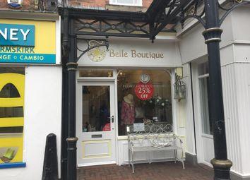 Thumbnail Retail premises to let in Burscough Street, Ormskirk