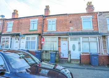 Thumbnail 2 bed terraced house for sale in Willes Road, Birmingham, West Midlands