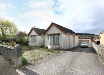 Thumbnail 3 bed detached bungalow for sale in Oakfield Road, Plympton, Plymouth