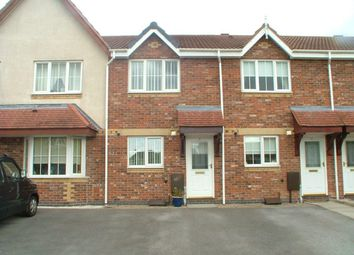 Thumbnail 2 bedroom town house to rent in Sawmand Close, Long Eaton, Nottingham