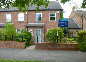 Thumbnail 3 bed terraced house to rent in Larch Rise, Easingwold, York