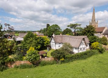 Thumbnail 5 bed detached house for sale in Ladbroke, Southam, Warwickshire