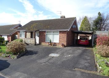Thumbnail 2 bed detached bungalow for sale in Homecroft Drive, Packington, Ashby-De-La-Zouch, Leicestershire