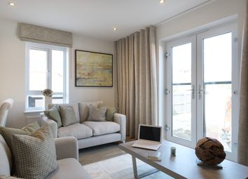 Thumbnail 2 bed flat for sale in The Quarters, Bracknell, Berkshire