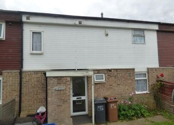 Thumbnail 3 bed terraced house for sale in Flaxlands Court, Lings, Northampton, Northamptonshire