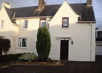 Thumbnail 2 bed detached house to rent in Sloan Street, St. Andrews