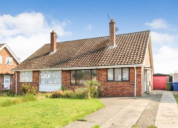Thumbnail 2 bed semi-detached house for sale in Wayside Road, Bridlington