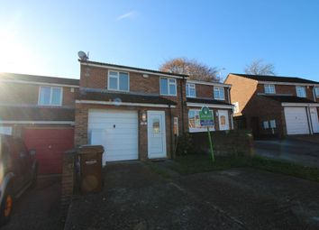 Thumbnail 3 bed terraced house to rent in Gatcombe Close, Walderslade, Chatham