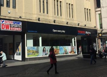 Thumbnail Commercial property for sale in 48-60 Murraygate & 37-41 Albert Square, Dundee