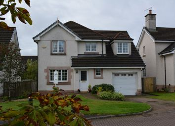 Thumbnail 4 bedroom detached house for sale in Ingram Drive, Dunblane, Stirling