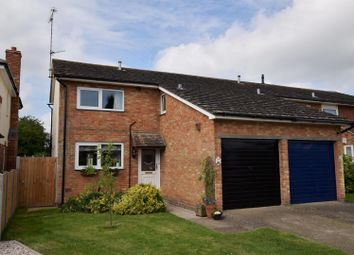 Thumbnail 3 bed end terrace house for sale in Hunt Close, Feering, Colchester