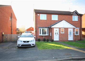 Thumbnail 3 bed semi-detached house for sale in St. Georges Road, Thorne, Doncaster