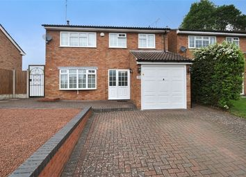 Thumbnail 4 bed detached house for sale in Gaza Close, Tile Hill, Coventry, West Midlands