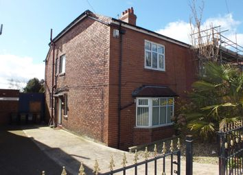 Thumbnail 3 bedroom semi-detached house for sale in Clifton Road, Newcastle Upon Tyne