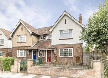 Thumbnail 3 bed semi-detached house for sale in Thompson Avenue, Kew, Richmond