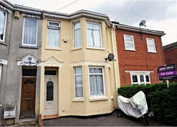 Thumbnail 3 bed terraced house for sale in Wilton Road, Upper Shirley, Southampton