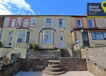 Thumbnail 4 bed terraced house to rent in Raymond Terrace, Treforest, Pontypridd