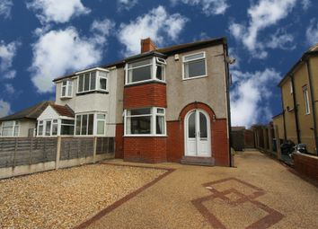 Thumbnail 3 bed semi-detached house for sale in Westbourne Road, Thornton-Cleveleys