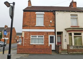 Thumbnail 2 bedroom end terrace house for sale in Blenheim Street, Hull, East Riding Of Yorkshire