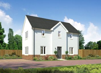 "Thumbnail 3 bedroom detached house for sale in ""Corrywood"" at Drum Farm Lane, Bo'ness"