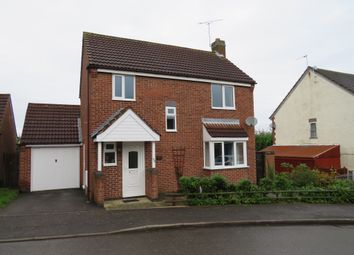 Thumbnail 3 bed detached house for sale in Trefoil Close, Hamilton, Leicester