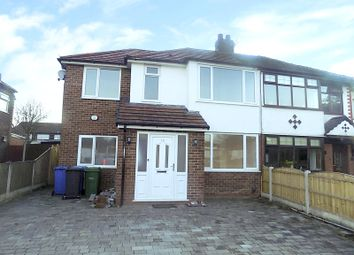 Thumbnail 4 bed semi-detached house for sale in West Drive, Great Sankey, Warrington