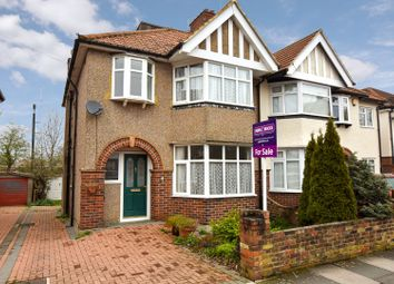Thumbnail 4 bed semi-detached house for sale in Tranmere Road, Whitton, Twickenham