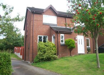 Thumbnail 2 bed semi-detached house to rent in Northop Close, Badgers Walk, Connah's Quay