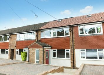 Thumbnail 4 bed terraced house for sale in Inkerman Parade, Victoria Road, Knaphill, Woking