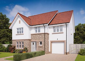 "Thumbnail 5 bed detached house for sale in ""The Darroch"" at Hamilton Road, Larbert"