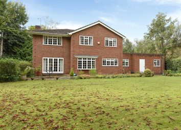 Thumbnail 4 bedroom detached house for sale in Sunningdale, Berkshire