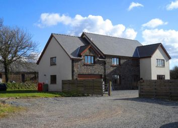 Thumbnail 8 bed detached house for sale in Oakleigh House, Tiers Cross, Haverfordwest, Pembrokeshire