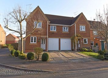Thumbnail 3 bed semi-detached house for sale in The Shrubbery, Farnborough