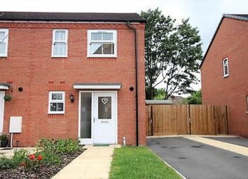 Thumbnail 2 bed town house for sale in Greenock Crescent, Wolverhampton